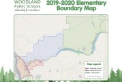 Woodland approves boundary plan for reconfigured elementary schools