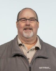 Editor, Ken Vance