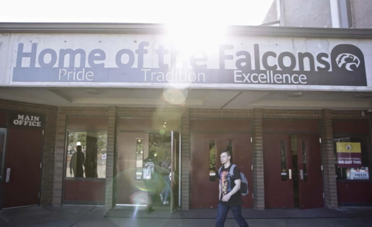 Prairie High School will host its first ever Inspire Week Feb. 11-15. Photo by Jacob Granneman