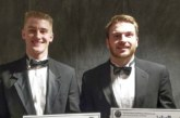 Ridgefield, Stevenson athletes take top scholarships at football banquet
