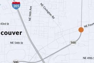WSDOT launches study to improve travel near SR 500 and NE Fourth Plain Boulevard