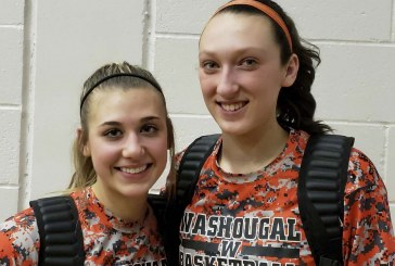 Another milestone: Washougal's Beyonce Bea passes 1,500 points