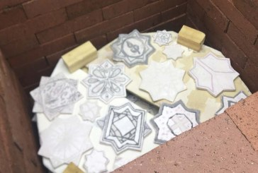 Ridgefield High School chemistry, art and shop classes partner to build kiln