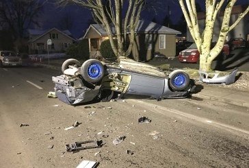 Occupants of fatality accident in Camas identified