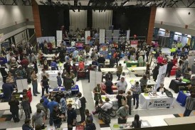 Area residents can connect with local employers at Battle Ground Public Schools' Industry Fair