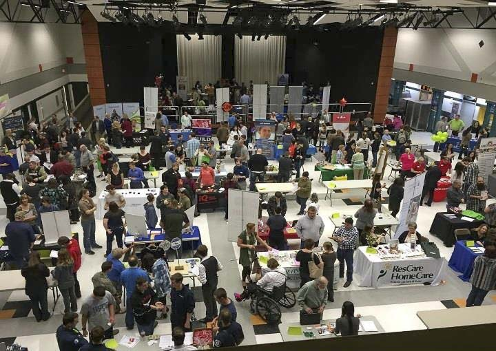 Students, families and community members are invited to learn about careers in southwest Washington at Battle Ground Public Schools' Industry Fair on Thu., Feb. 21 at Battle Ground High School. Photo courtesy of Battle Ground School District