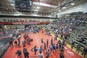 WIAA doubles size of state wrestling