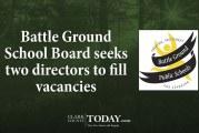 Battle Ground School Board seeks two directors to fill vacancies