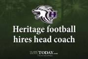 Heritage football hires head coach
