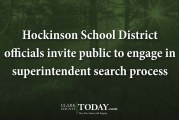 Hockinson School District officials invite public to engage in superintendent search process
