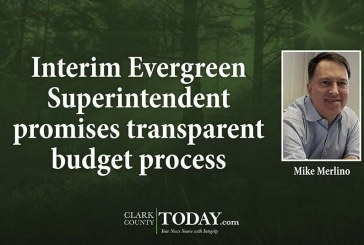 Interim Evergreen Superintendent promises transparent budget process