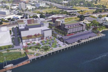 Port of Vancouver seeks developer for Columbia River Waterfront Blocks