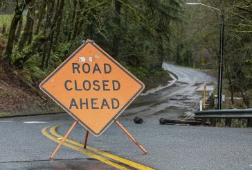 Heavy rain leads to flooding in Clark and Cowlitz counties