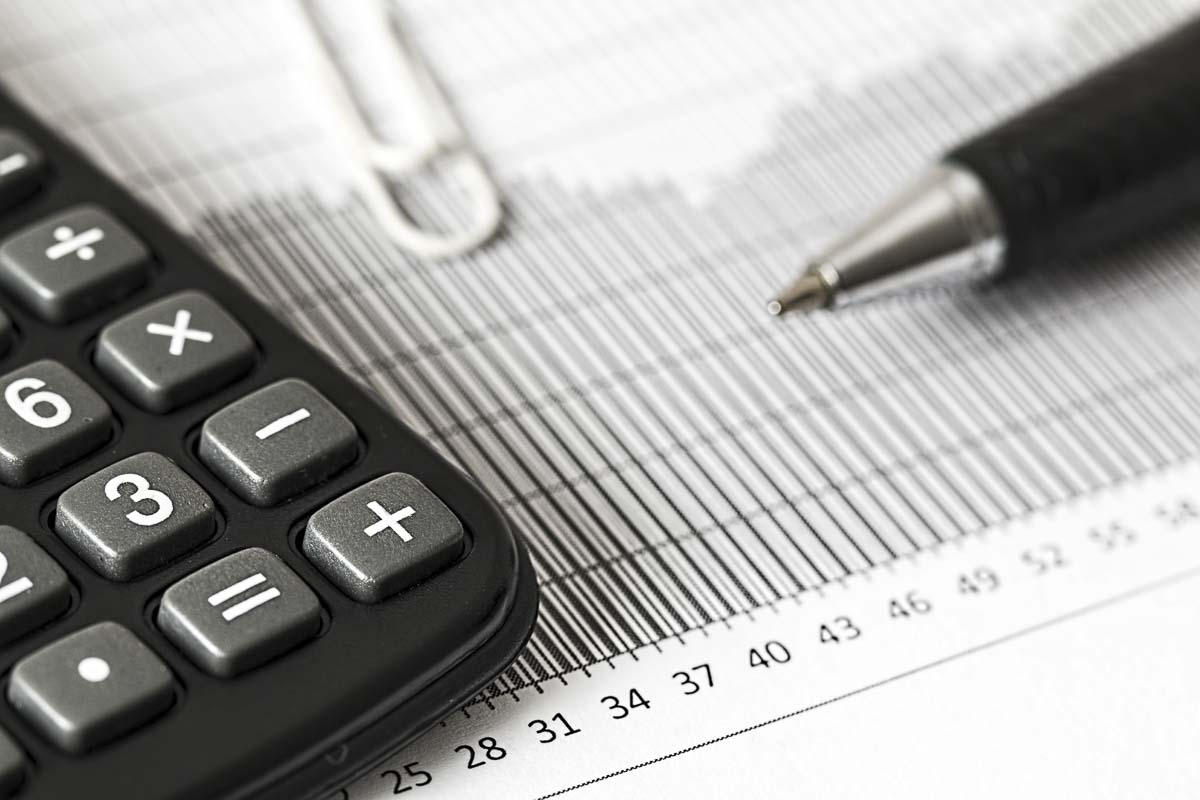 Tax season has a lot of people crunching numbers and scratching their heads. Stock photo