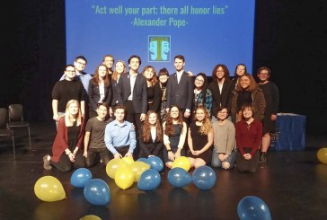 Ridgefield High School Thespian Society announces new inductees