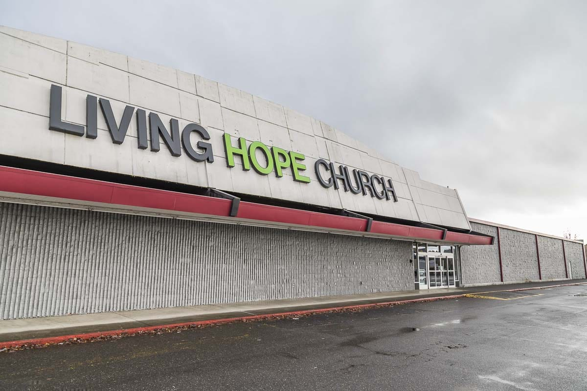 Living Hope Church, off NE Andresen Rd. in Vancouver. Photo by Mike Schultz
