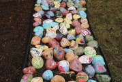 Kindness rocks at Yacolt Primary School