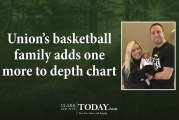 Union's basketball family adds one more to depth chart