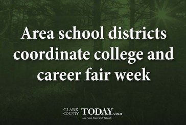 Area school districts coordinate college and career fair week