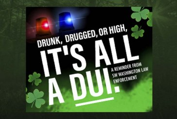 Increased DUI enforcements planned for St. Patrick's Day