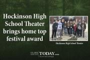 Hockinson High School Theater brings home top festival award