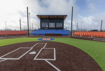 Ridgefield's new baseball home to open Friday
