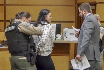 Kalama woman sentenced in Moulton Falls Bridge pushing incident