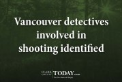Vancouver detectives involved in shooting identified