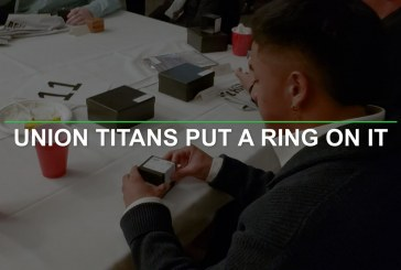 Union Titans put a ring on it