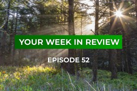 Your Week in Review – Episode 52 • March 22, 2019