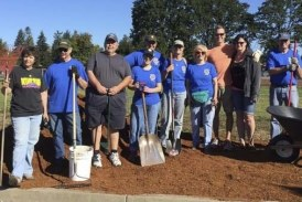 Battle Ground Parks and Recreation to hose Park Appreciation Day work party