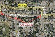 Portion of Battle Ground's SW Scotton Way to close for pavement repair
