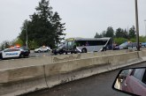 C-TRAN bus hijacked in Vancouver