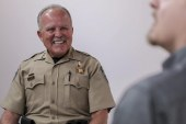 A conversation with Clark County Sheriff Chuck Atkins: His final term