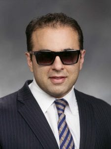 Lt. Gov. Cyrus Habib