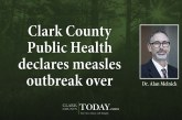 Clark County Public Health declares measles outbreak over
