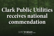 Clark Public Utilities receives national commendation
