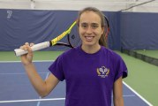HS Tennis: Columbia River senior passionate about positivity