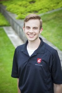 Ian Muck will be the commencement speaker at the 2019 Washington State University Commencement Ceremony. Photo courtesy of WSU Vancouver