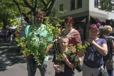 Camas Plant & Garden Fair to bring color, garden experts and family fun