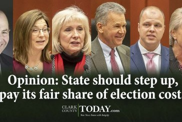 Opinion: State should step up, pay its fair share of election costs