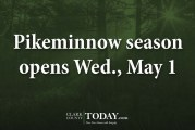 Pikeminnow season opens Wed., May 1