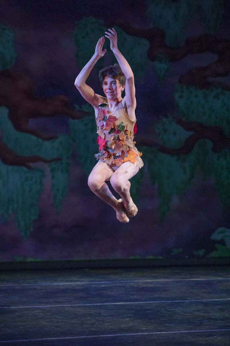 "The Portland Ballet. ""A Miidsummer Nights's Dream"" Performance. Photo courtesy of The Portland Ballet"