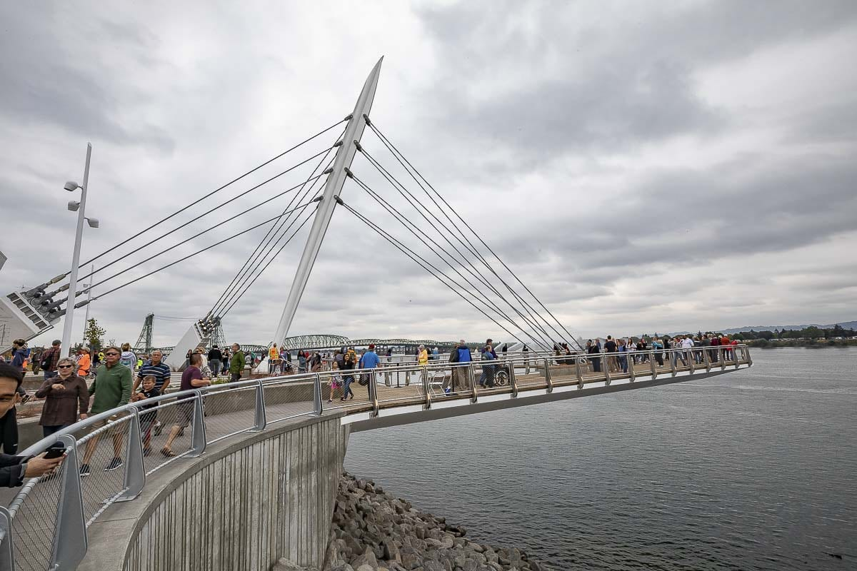 The new Vancouver Waterfront is a model the Stronger Vancouver Executive Sponsors Council hopes to emulate. Photo by Mike Schultz