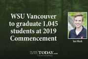 WSU Vancouver to graduate 1,045 students at 2019 Commencement