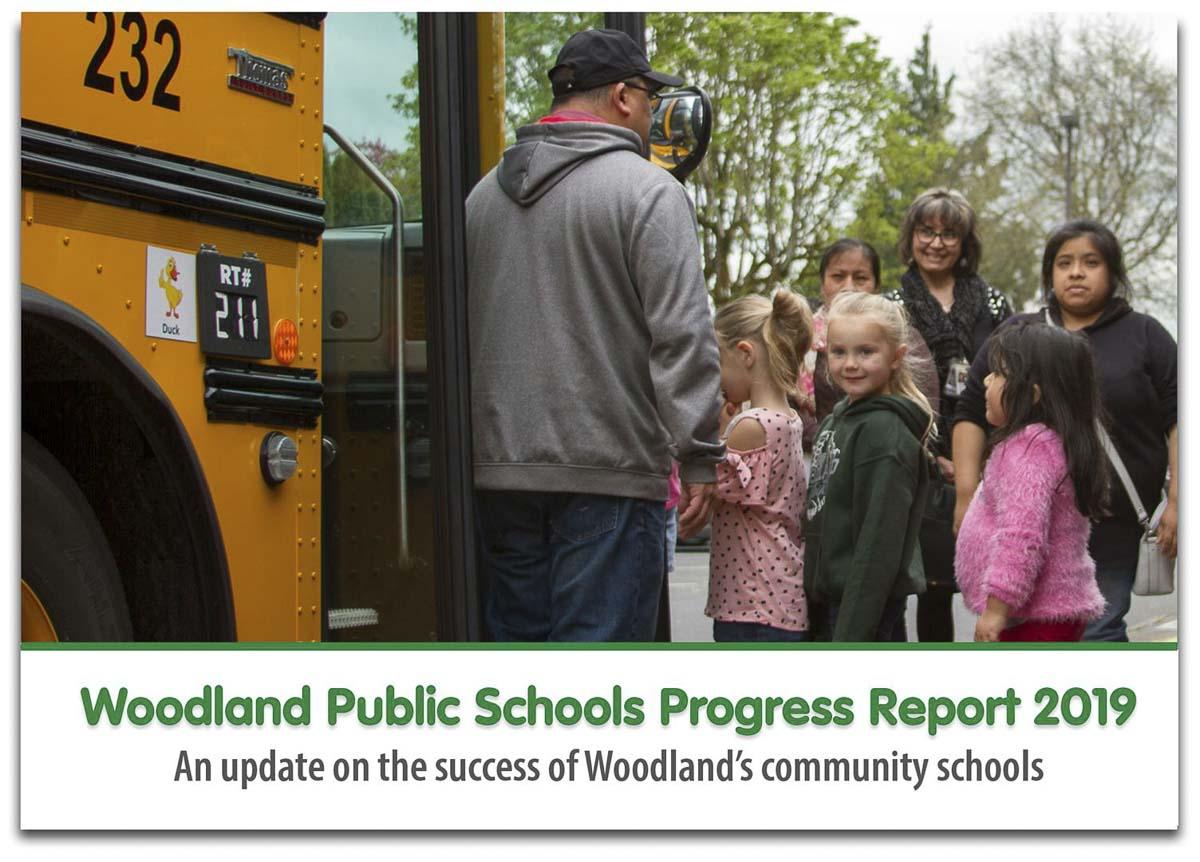 Graphic courtesy of Woodland Public Schools