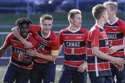 Camas pride pushes boys soccer team on a new mission