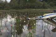 VIDEO: Two men dead in small plane crash near La Center