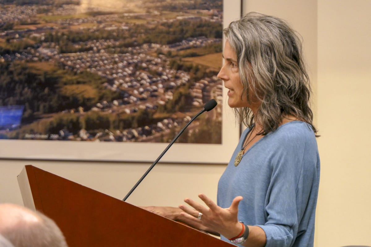 Battle Ground City Council issued a statement Monday, saying they will not be issuing an ordinance against gun control measure I-1639.