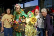 May's First Friday in downtown Camas brings annual garden gnome and fairy fun